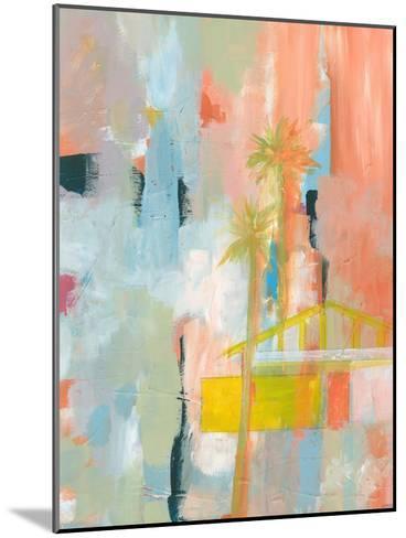 Desert Living 1-Jan Weiss-Mounted Art Print
