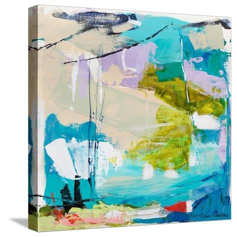 Violet Vigor II-Tracy Lynn Pristas-Stretched Canvas Print