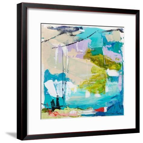 Violet Vigor II-Tracy Lynn Pristas-Framed Art Print
