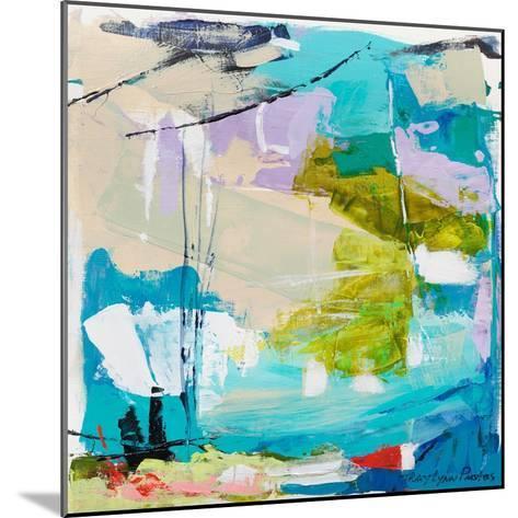 Violet Vigor II-Tracy Lynn Pristas-Mounted Art Print