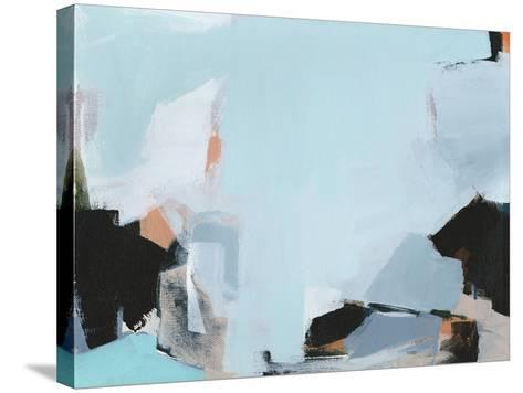 Iceberg-Amanda Hawkins-Stretched Canvas Print