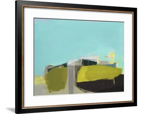 East End Hill-Amanda Hawkins-Framed Art Print