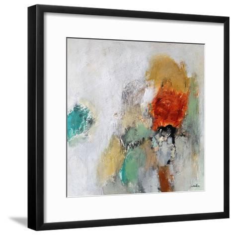 Beyond the Seen-Nicole Hoeft-Framed Art Print