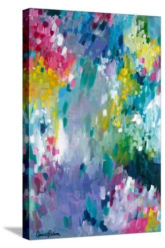 Dancing in the Rain-Amira Rahim-Stretched Canvas Print
