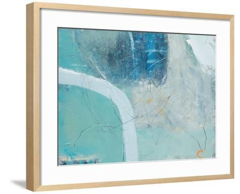 Sea Edge-David Mankin-Framed Art Print