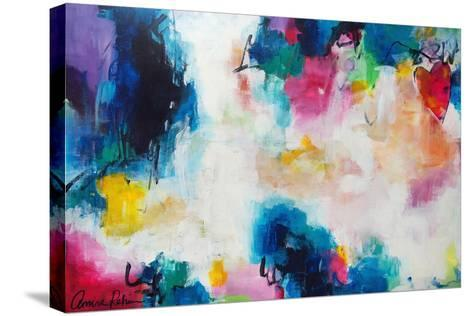 Heart of the Matter-Amira Rahim-Stretched Canvas Print