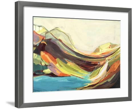 Mount Desert Isle-Amanda Hawkins-Framed Art Print