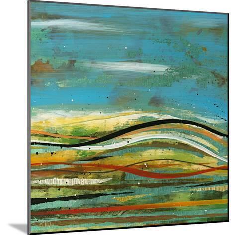 High Plains 4-Scott Hile-Mounted Art Print