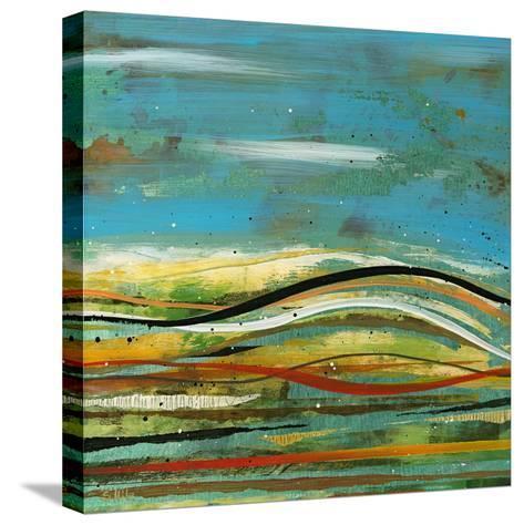 High Plains 4-Scott Hile-Stretched Canvas Print