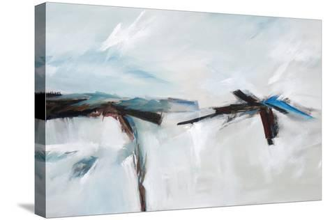 Breakthrough-William M^ Crosby-Stretched Canvas Print