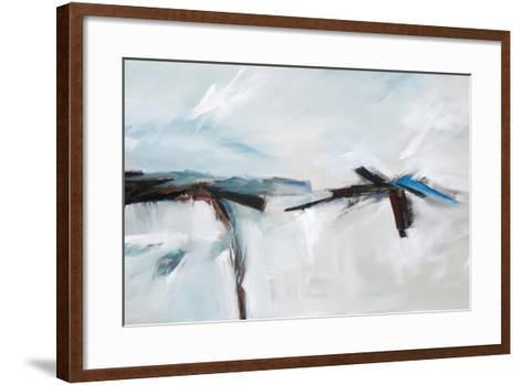 Breakthrough-William M^ Crosby-Framed Art Print