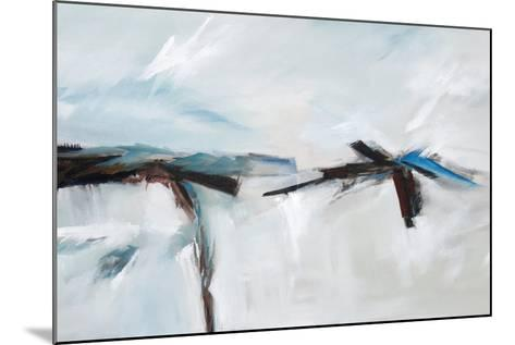 Breakthrough-William M^ Crosby-Mounted Art Print