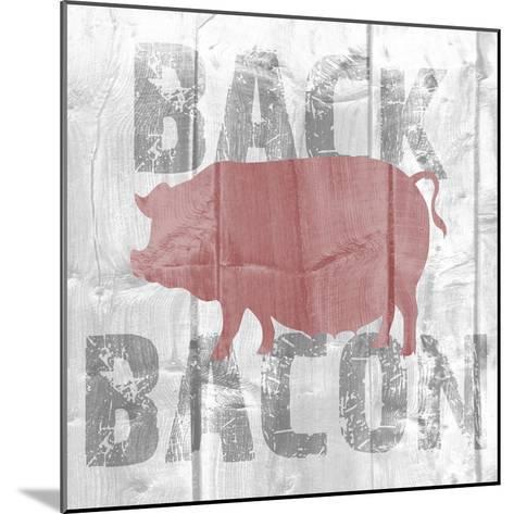 Back Bacon-Alicia Soave-Mounted Art Print