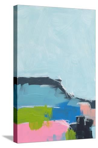 Landscape No. 100-Jan Weiss-Stretched Canvas Print