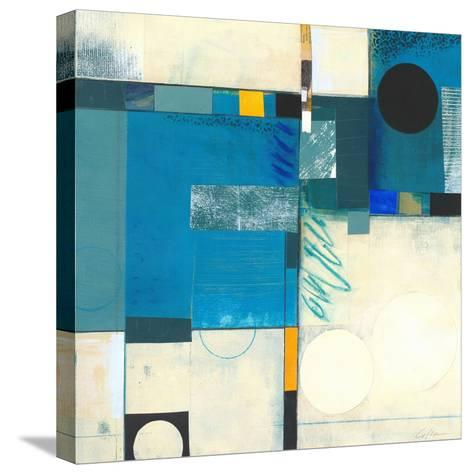 Calypso Blue I-Deborah T. Colter-Stretched Canvas Print