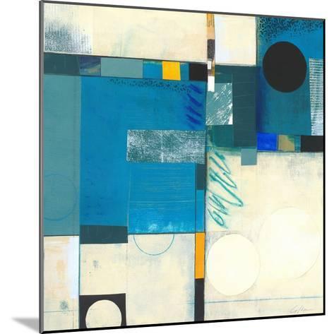 Calypso Blue I-Deborah T. Colter-Mounted Art Print