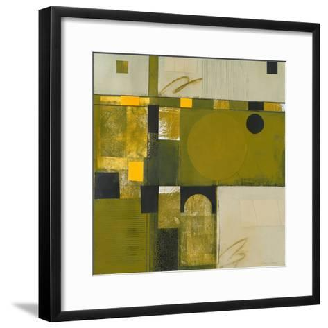 Shady Lane I-Deborah T. Colter-Framed Art Print
