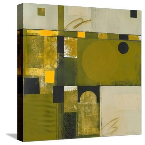Shady Lane I-Deborah T. Colter-Stretched Canvas Print