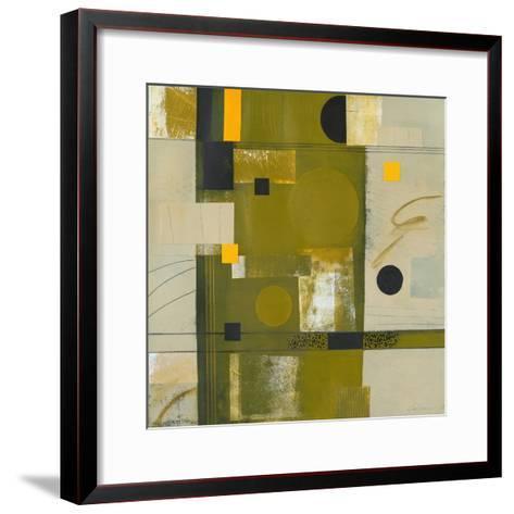 Shady Lane II-Deborah T. Colter-Framed Art Print