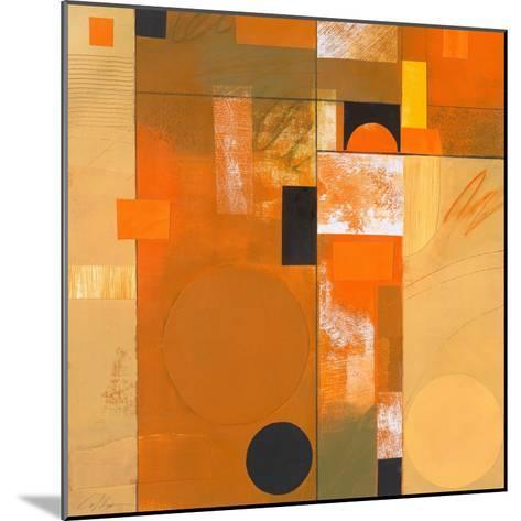 Soleil III-Deborah T. Colter-Mounted Art Print