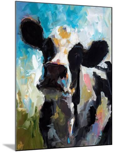 Daisy-Cari J^ Humphry-Mounted Art Print