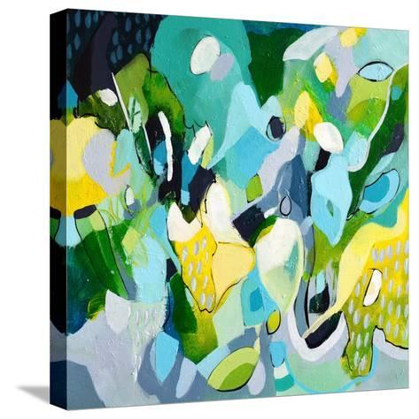 Dinner Party II-TA Marrison-Stretched Canvas Print