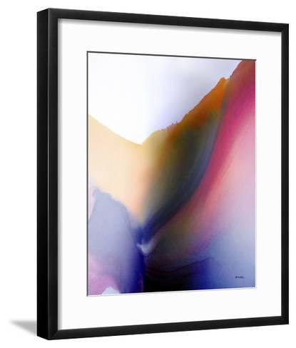 Being 02a-Bassmi Ibrahim-Framed Art Print