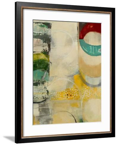Transparency-Jennifer Rasmusson-Framed Art Print
