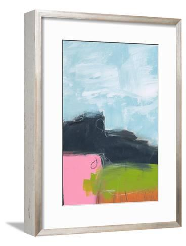 Landscape No. 97-Jan Weiss-Framed Art Print