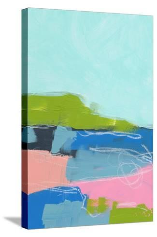Landscape No. 96-Jan Weiss-Stretched Canvas Print