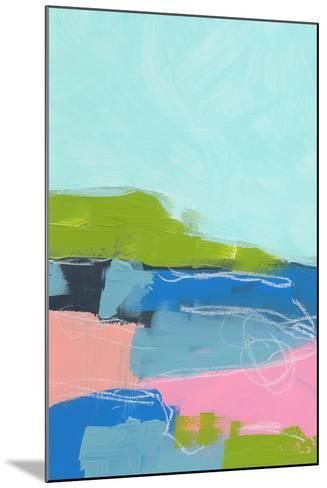 Landscape No. 96-Jan Weiss-Mounted Art Print