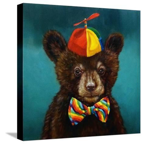 Baby Bear-Lucia Heffernan-Stretched Canvas Print