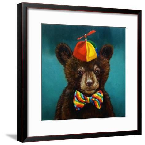 Baby Bear-Lucia Heffernan-Framed Art Print