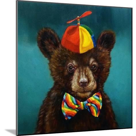 Baby Bear-Lucia Heffernan-Mounted Art Print