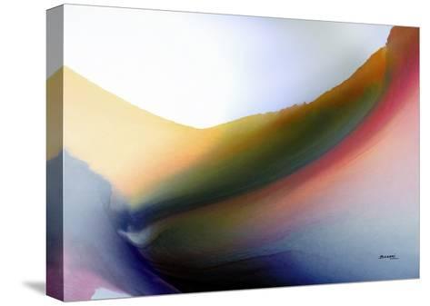 Being 02b-Bassmi Ibrahim-Stretched Canvas Print