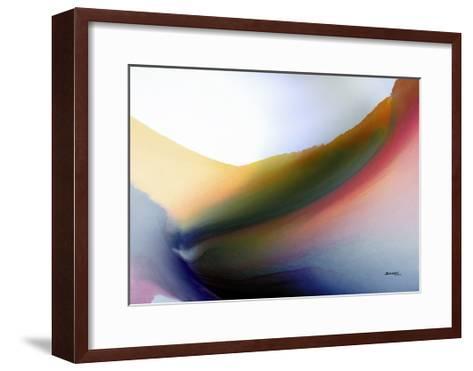 Being 02b-Bassmi Ibrahim-Framed Art Print