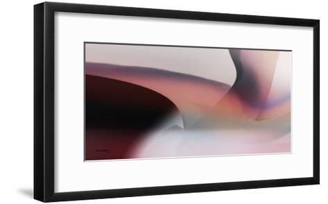 Movement 1-Bassmi Ibrahim-Framed Art Print