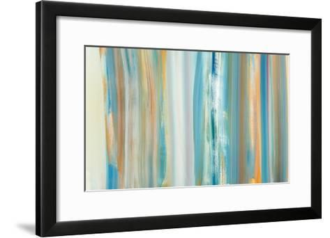 That's Where You Need to Be-Willy Bo Richardson-Framed Art Print
