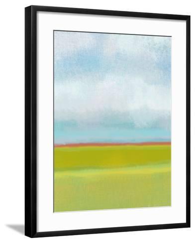 Meadow 1-Jan Weiss-Framed Art Print