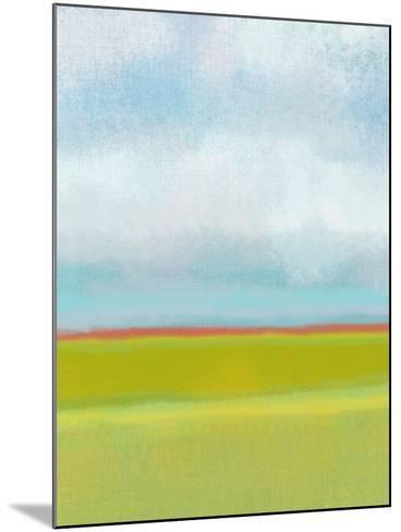 Meadow 1-Jan Weiss-Mounted Art Print