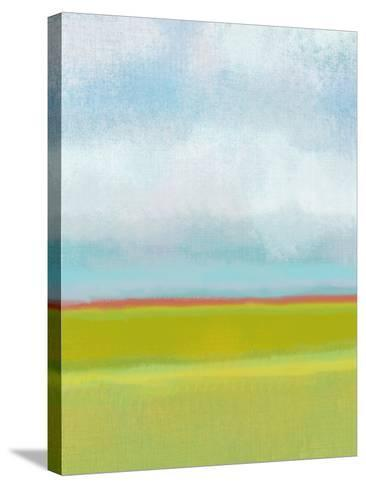 Meadow 1-Jan Weiss-Stretched Canvas Print