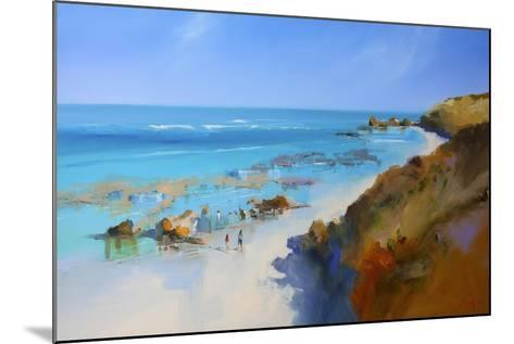 On the Back Beach, Sorrento-Craig Trewin Penny-Mounted Art Print