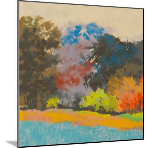 Fox Farms Woods 2-Mike Kelly-Mounted Art Print