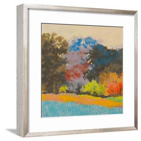 Fox Farms Woods 2-Mike Kelly-Framed Art Print