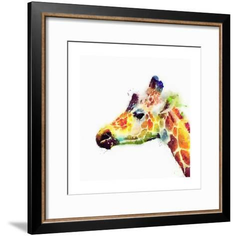 The Graceful II-Jacqueline Maldonado-Framed Art Print