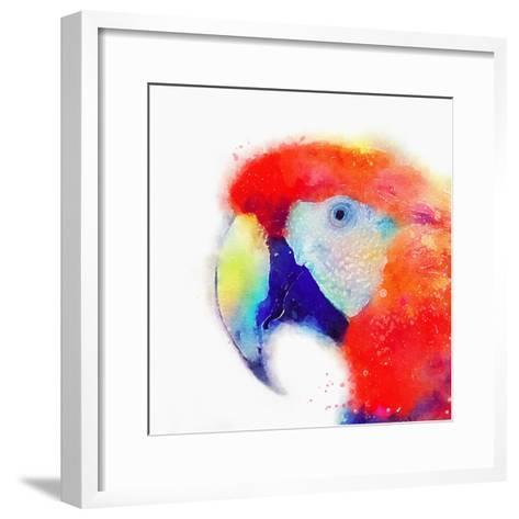 The Articulate II-Jacqueline Maldonado-Framed Art Print