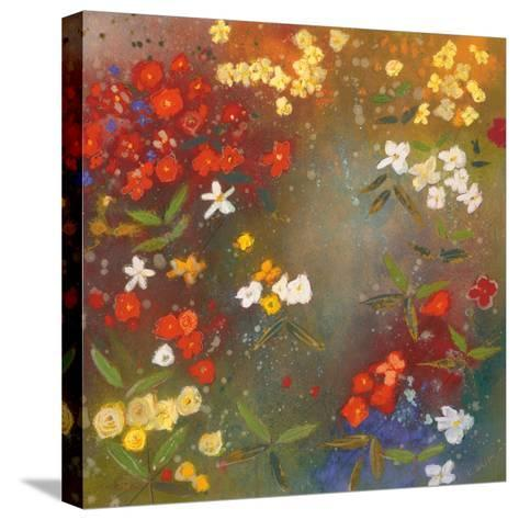 Gardens in the Mist IV-Aleah Koury-Stretched Canvas Print