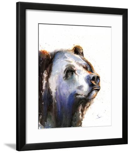 Bear Portrait-Eric Sweet-Framed Art Print