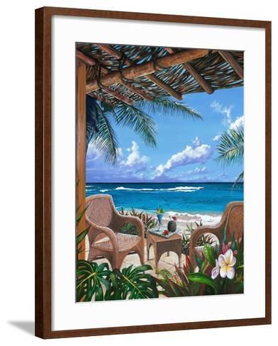 Paradise Porch-Scott Westmoreland-Framed Art Print