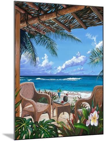 Paradise Porch-Scott Westmoreland-Mounted Art Print